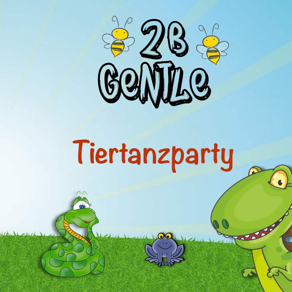 tiertanzparty