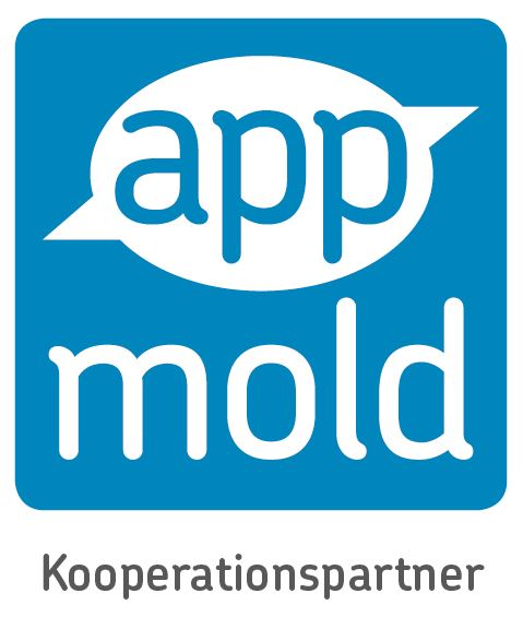 Logo Appmold Kooperationspartner